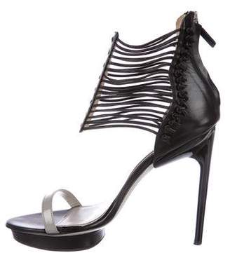 Jason Wu Bryce Multistrap Sandals