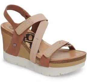 OTBT Wavey Wedge Sandal