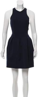 Alexander Wang Ruffled Neoprene Dress
