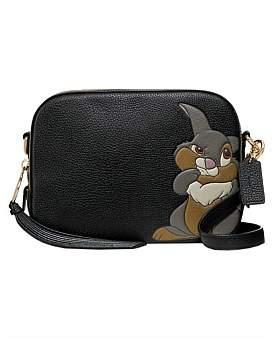 Coach Disney X Camera Bag With Thumper