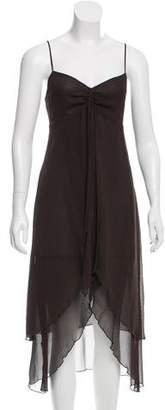 MICHAEL Michael Kors Silk Midi Dress