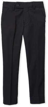 Isaac Mizrahi Boys 4-7) Birdseye Slim Pants
