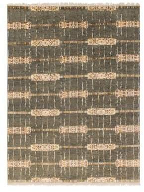 GRIT&ground Jewel Lariat Vintage Area Rug, 6' x 9'