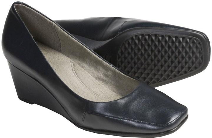 Aerosoles Barecuda Wedge Dress Shoes (For Women)