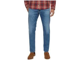 AG Adriano Goldschmied Matchbox Slim Straight Leg Denim in 18 Years Edit Men's Jeans