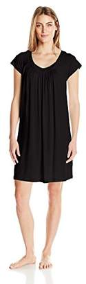 Arabella Women's Short Sleeve Nightshirt