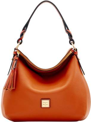 Dooney & Bourke Pebble Grain Twist Strap Hobo