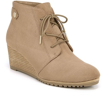 Dr. Scholl's Dr.Scholls Conquer Women's Wedge Ankle Boots