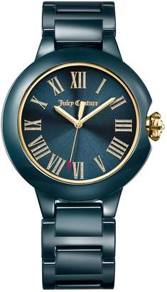 Juicy Couture Navy Blue Burbank Watch