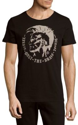 Only the Brave Graphic Tee $58 thestylecure.com