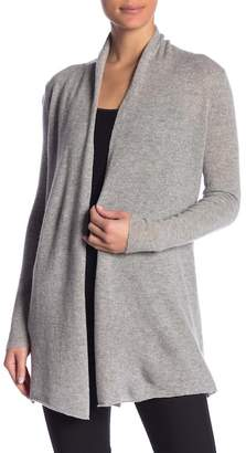 In Cashmere Open Front Cashmere Cardigan