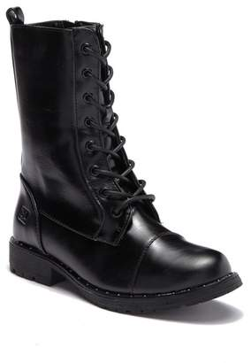 Chinese Laundry Rolanda Cap Toe Combat Boot