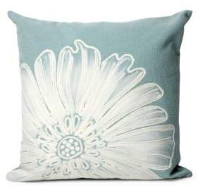 Liora Manné Visions II Antique Medallion Indoor and Outdoor Square Pillow