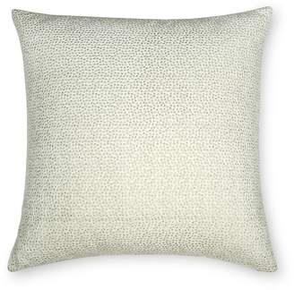 Donna Karan Exhale Velvet Decorative Pillow, 18 x 18