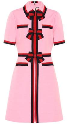 Gucci Silk and wool dress