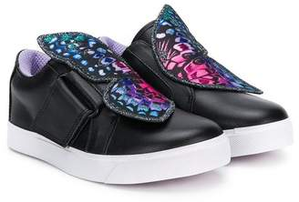 Sophia Webster Mini Bibi low-top sneakers