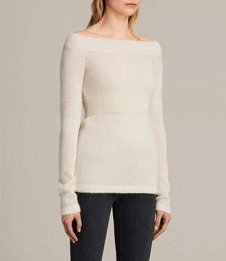 AllSaints Armor Sweater