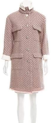 Chanel 2016 Paris-Rome Coat
