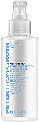 Peter Thomas Roth AHA/BHA ACNE CLEARING GEL アクネトリートメント