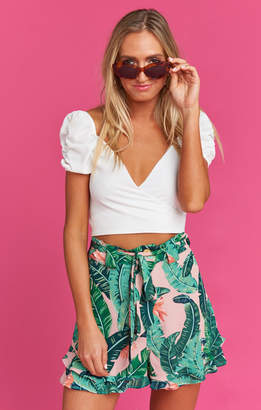 Show Me Your Mumu Willow Shorts ~ Beverly Barbie