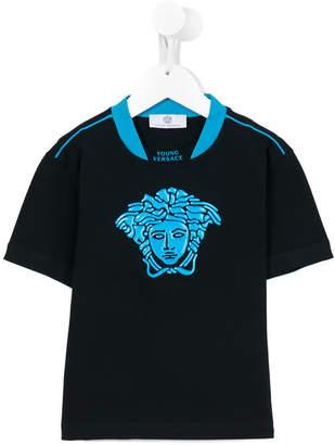 Versace Medusa print T-shirt