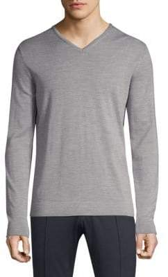 Strellson Martin Slim-Fit Virgin Wool Sweater