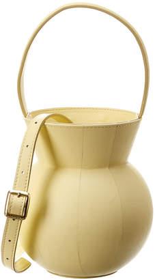 STAUD Keaton Leather Bucket Bag