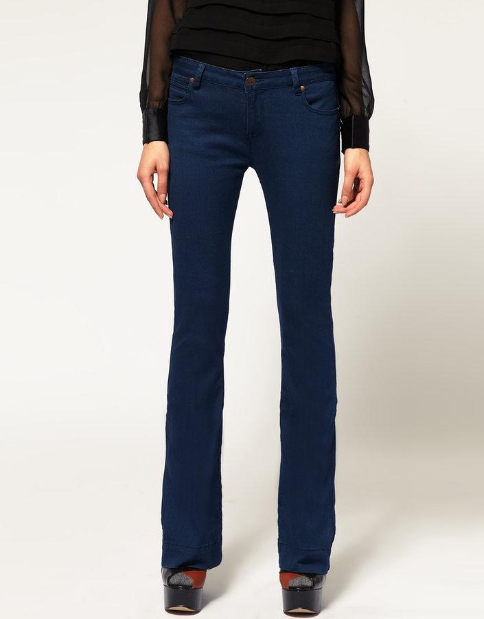 A/Wear A Wear Clean Bootcut Jean