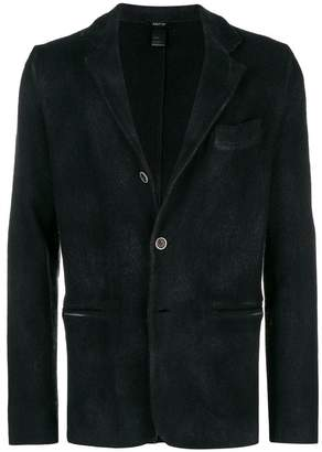 Avant Toi classic fitted blazer