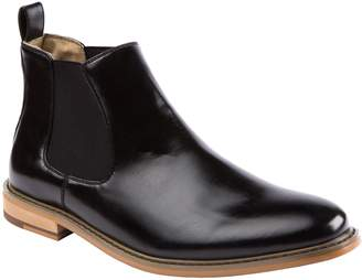 Deer Stags Men's Classic Pull-On Chelsea Boots- Tribeca