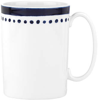 Kate Spade Charlotte Street East Mug - White/Blue