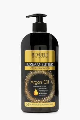 boohoo Argan Oil Body Cream Butter