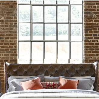 Co Darby Home Devere Upholstered Wingback Headboard