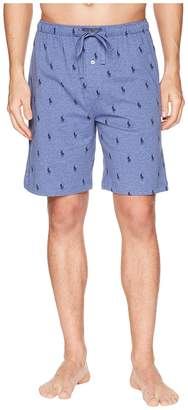 ... Polo Ralph Lauren Knit Sleep Shorts Men\u0027s Pajama