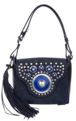 154c0572272 Tory Burch Suede Shoulder Bags - ShopStyle