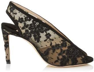 Jimmy Choo Shar 85 Slingback Sandals