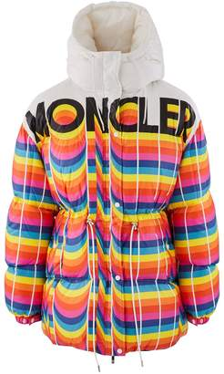 Moncler Genius 0 Richard Quinn - Mia winter coat