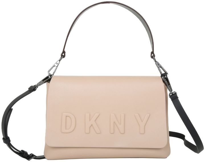 DKNY Flap Shoulder
