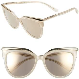 MCM 56mm Cat Eye Sunglasses