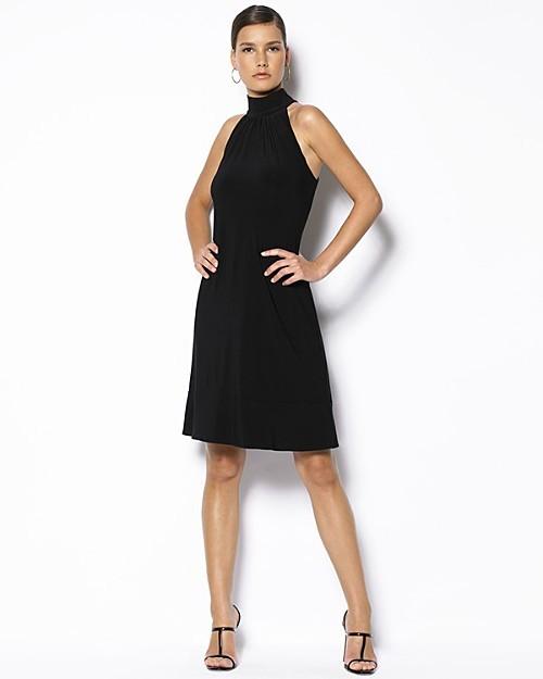 Lauren by Ralph Lauren Women's Gemma Halter Dress