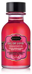 Kama Sutra The Company Oil of Love - Strawberry Dreams