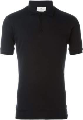 THE WHITE BRIEFS 'Maier' polo shirt