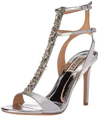 Badgley Mischka Women's Hollow Heeled Sandal
