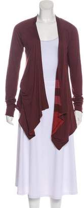 Burberry Knit Open-Front Cardigan