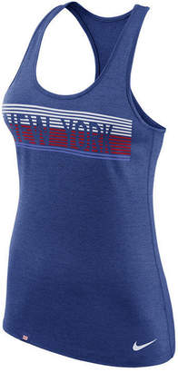 Nike Women's New York Giants Dri-Fit Touch Tank