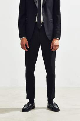 Urban Outfitters Black Skinny Fit Suit Pant