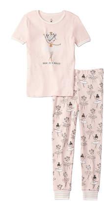 Petit Lem 2Pc Ballerina Pajama Set