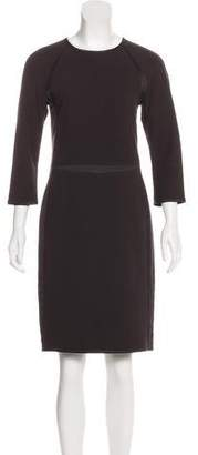 Narciso Rodriguez Knee-Length Long Sleeve Dress