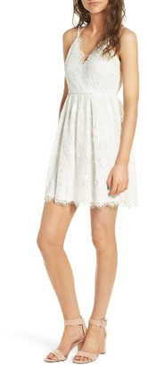 Women's Soprano Lace Skater Dress $49 thestylecure.com