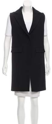 Milly Longline Wool Vest